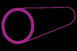 21.3 x 3.0.circular hollow section