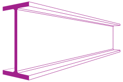 305 x 102 x 33 kg universal beam